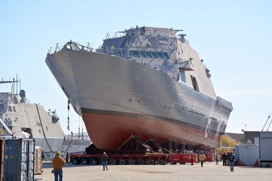白宫拒为2艘濒海舰拨款:美军不需要 快开工新战舰