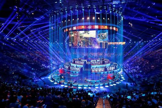 打场游戏赢千万奖金 电竞市场被众多体育巨头看好