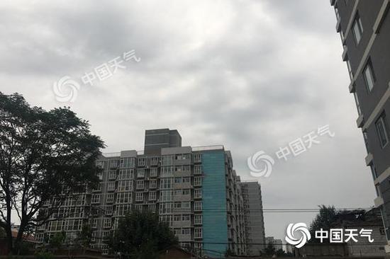 北京大部今有阵雨或影响早高峰 午后局地伴有雷电