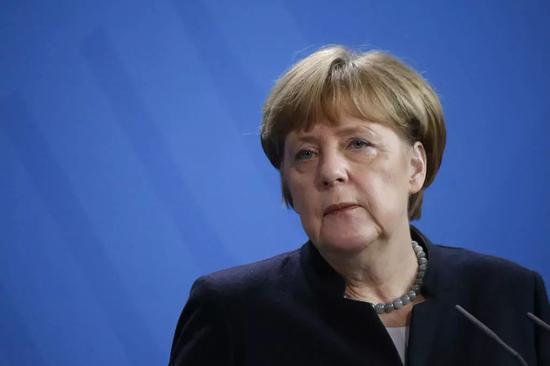 德國總理默克爾 圖/圖蟲創意