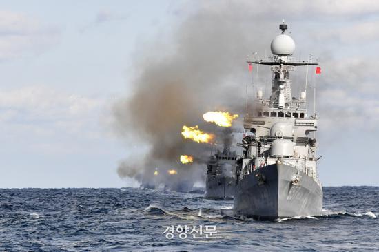 资料图(韩国《京乡新闻》)