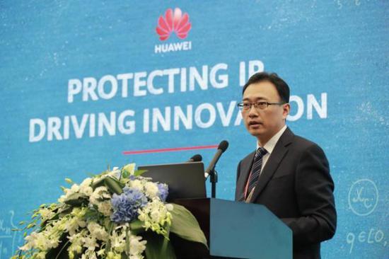 华为手机发音:专利权难题不可被政治化
