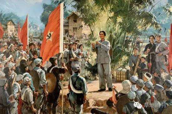不服不行 中国共产党才是世界上最牛的创业团队|黄克功|毛泽东|红军
