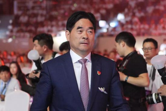 王振华,图片来源:视觉中国