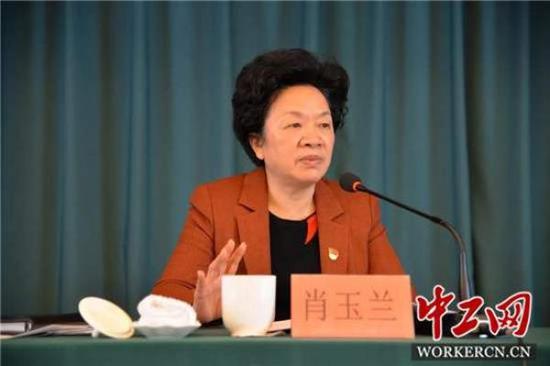 肖玉兰任江西吉安市委统战部部长 市政协副书记