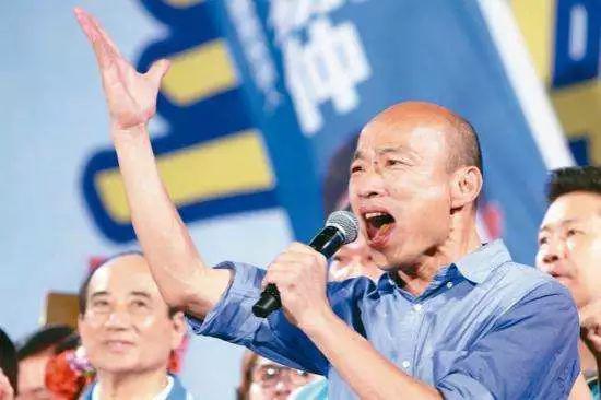 韩国瑜:若入选 每星期会有一半時间在高雄工作