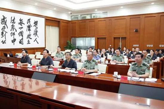 我军最年轻上将高津履新 任中央军委后勤保障部部长