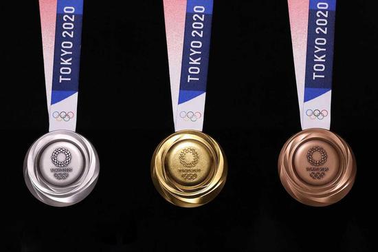 东京奥运会奖牌公布 621万部旧手机提炼64斤黄金|东京奥运会