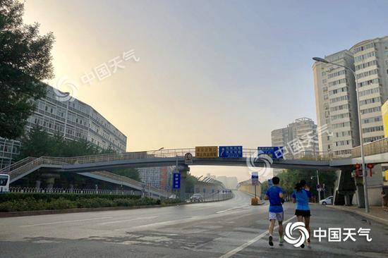 不用会费的赚钱平台_北京连热三天最高温34-35℃ 今天午后山区有雷雨