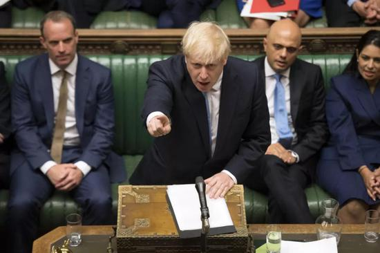 这个号称要让英国伟大的男人 这一周都在忙啥?|欧盟|鲍里斯