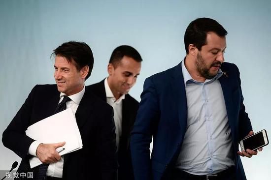 因为一条20年都没修好的高铁 意大利要提前大选?|大选|欧盟