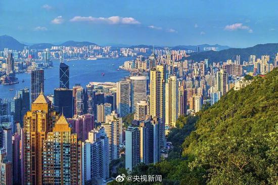 <b>央视:抵制暴力不能单靠香港警方孤军奋战|香港警察</b>