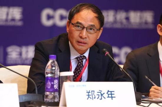 对话郑永年:香港风波将如何收尾? 郑永年 中美贸易战