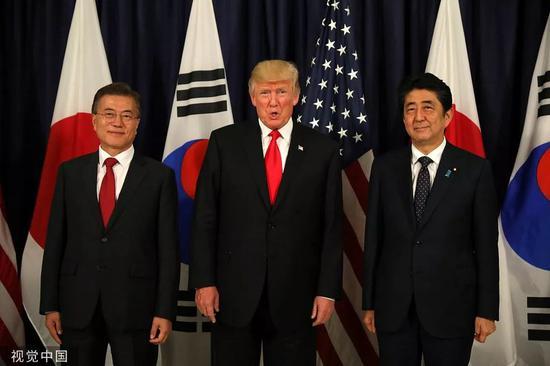 【蜗牛棋牌】韩国退出韩日《军事情报保护协定》 美国为何急眼