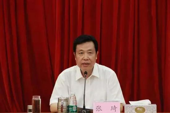 海南省委常委张琦落马 被查当天还现海南媒体头版