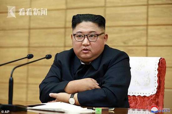 金正恩指导紧急会议 怒批各级官员被安逸情绪俘虏