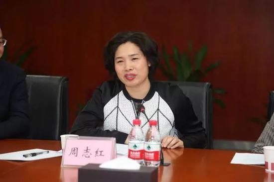 周志红任湖北仙桃市委书记(图/简历)