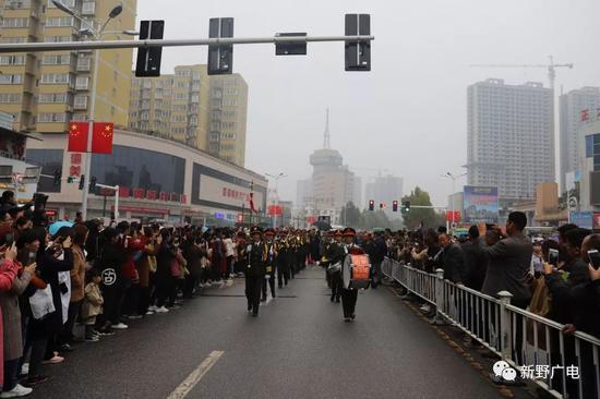 「千赢国际官网网址」国庆70周年联欢活动当日及预演期间,这些地区燃放烟花