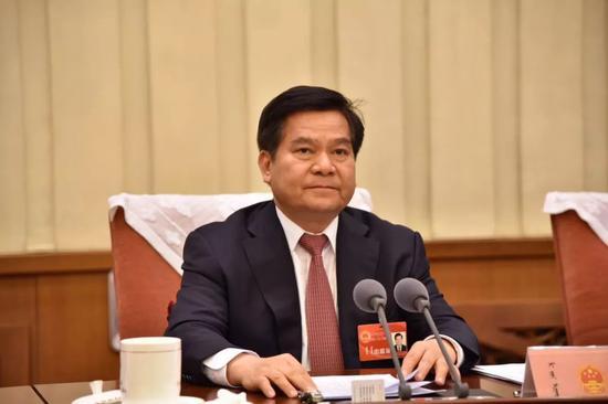 新华网:李纪恒出任民政部部长