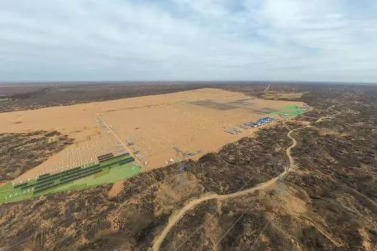 光明网:毁林建光伏电站 问题出