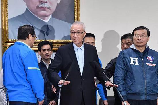 港媒:国民党若反省成山寨民进党 将永无翻身之日图片