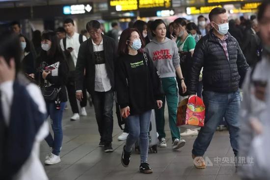 台湾确诊首例肺炎病例 往来武汉