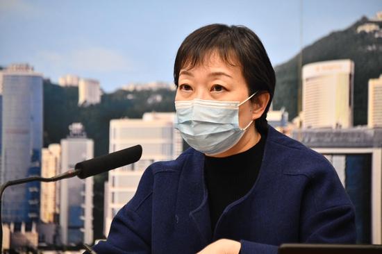 香港新增5例新冠肺炎确诊病例,其中2人曾到佛堂2人是邮轮乘客图片