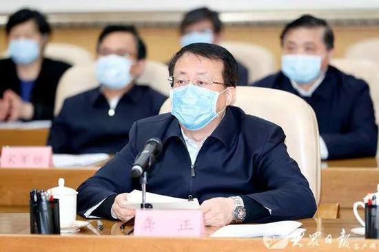 重磅!山东省长龚正调任上海市委副书记图片