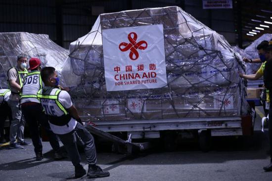多国对中国提供物资和分享抗疫经验表示感谢图片