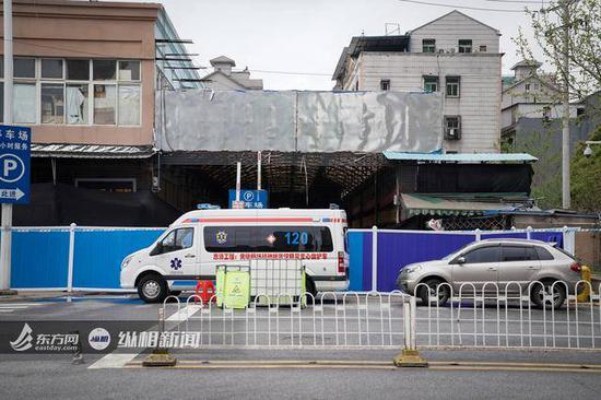 实地探访华南海鲜市场,隔离在外的千余商户怎么样了?图片