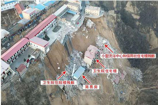 体滑坡事故报告自然成因杏悦主管与采矿无,杏悦主管图片