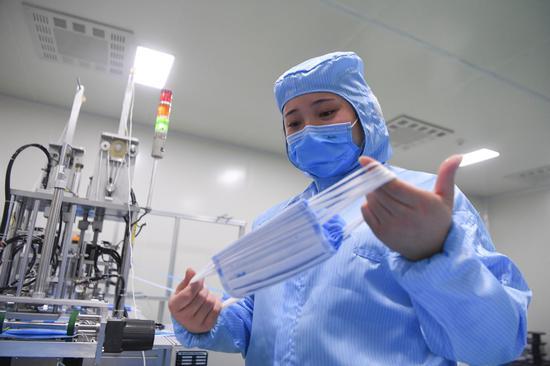 「杏悦代理」国出口超5杏悦代理3亿只图片