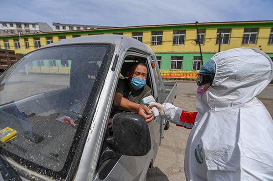 吉林舒兰聚集性疫情传播链感染者增至22人,367名密接者隔离图片