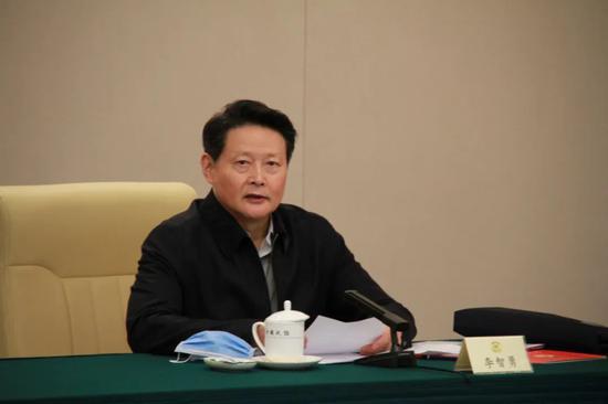 「高德平台」国政协高德平台提案委主任李智勇涉疫情图片