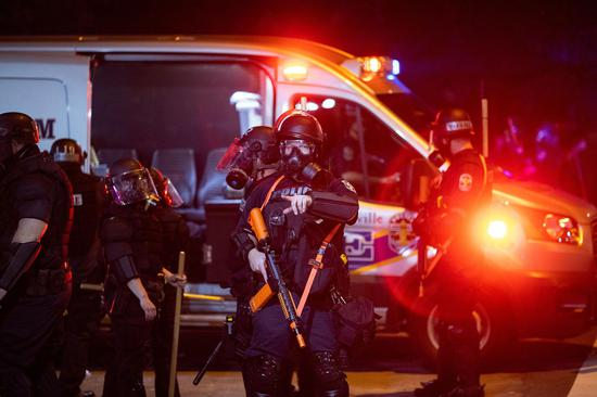 外媒:五角大楼已下令军警处于警戒状态
