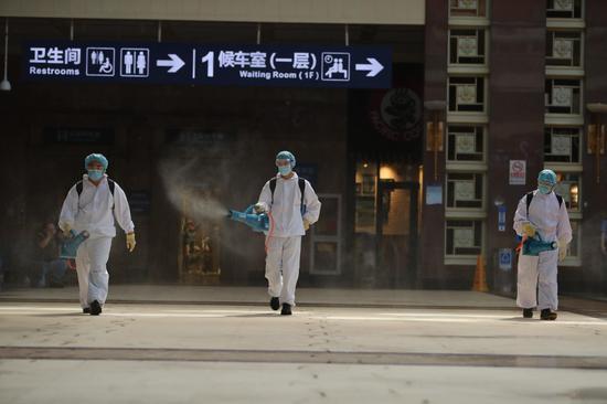 复工复产场所发生病例怎么办?北京市疾控中心发布防控指引图片