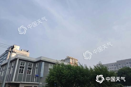 杏悦测速,京天杏悦测速气多云为主炎热图片