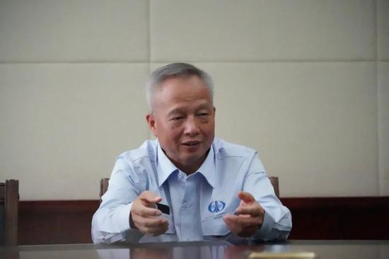 北斗卫星导航系统工程总计划师杨长风