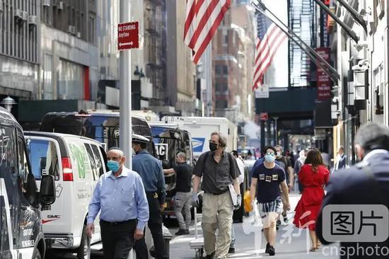 """大批企业破产 美国经济要""""凉凉""""?"""