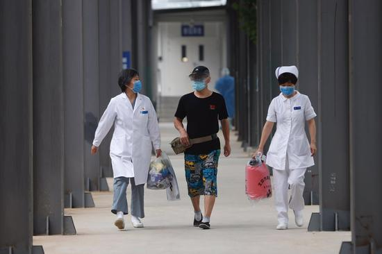 天富官网,京本轮疫情前天富官网期入院图片