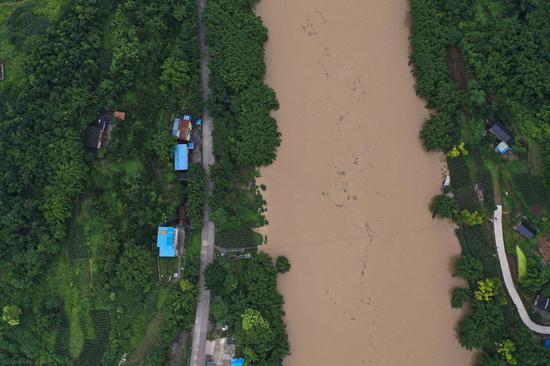 「天富」安全——近期防汛天富救灾热点图片