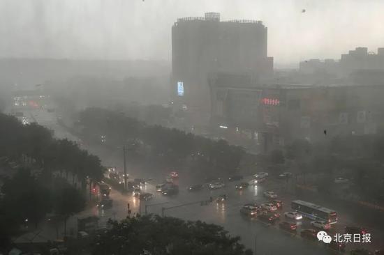 映照云海变幻北京赢咖3这场雨带来太,赢咖3图片
