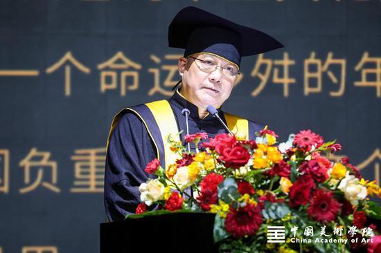 [天富]国美术学院近天富二十年许江透露将卸图片
