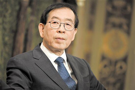 韩警方:首尔市长没有他杀嫌疑,遗体将不进行尸检