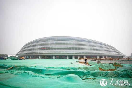 杏耀用户注册,高清探访北京杏耀用户注册冬奥会场馆图片