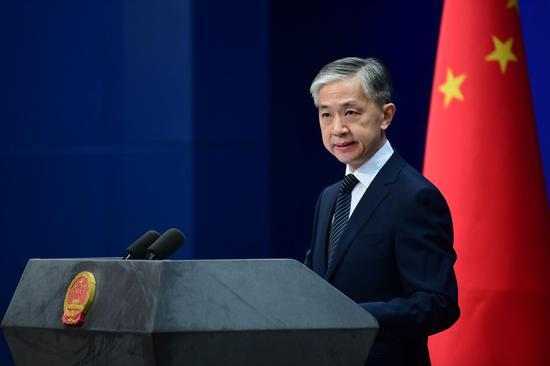 蓬佩奥声称要构建全球反华联盟 外交部回应图片