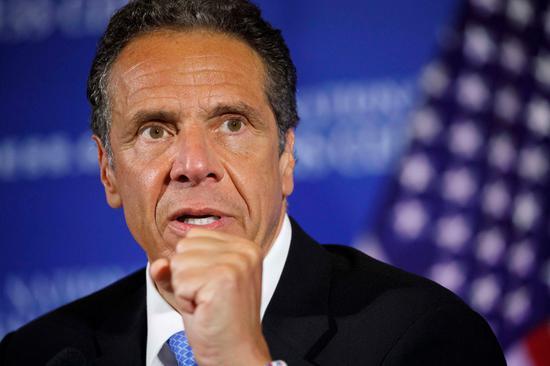 纽约州长承认抗疫失误:早该强制民众戴上口罩