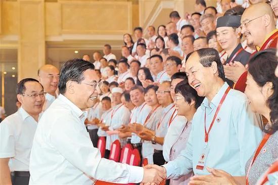 省级党政一把手,同时被聘任了新职务
