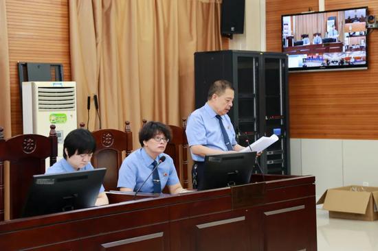宁夏司法厅原厅长陈栋桥受审:受贿超两千万人民币、3万美元