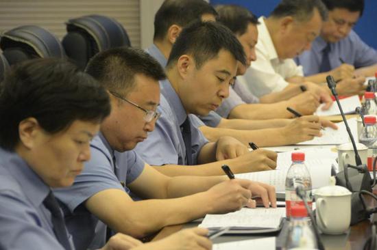 辽宁惩戒18名法官检察官,惩戒全程首次公开!